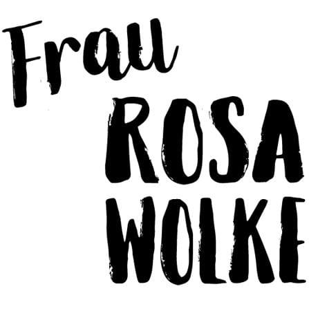 Frau Rosa Wolke
