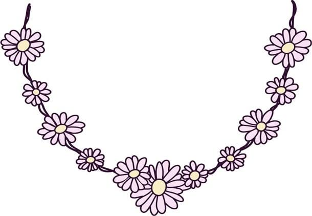 Blumenkette-Plotterdatei-kostenlos