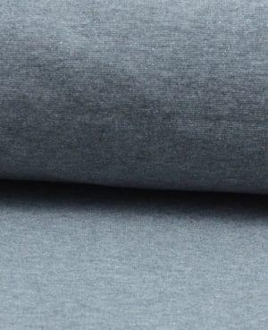 graues Glitzerbündchen