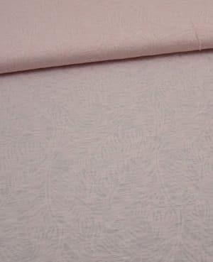 fein-jersey-stoff-blätter-rosa